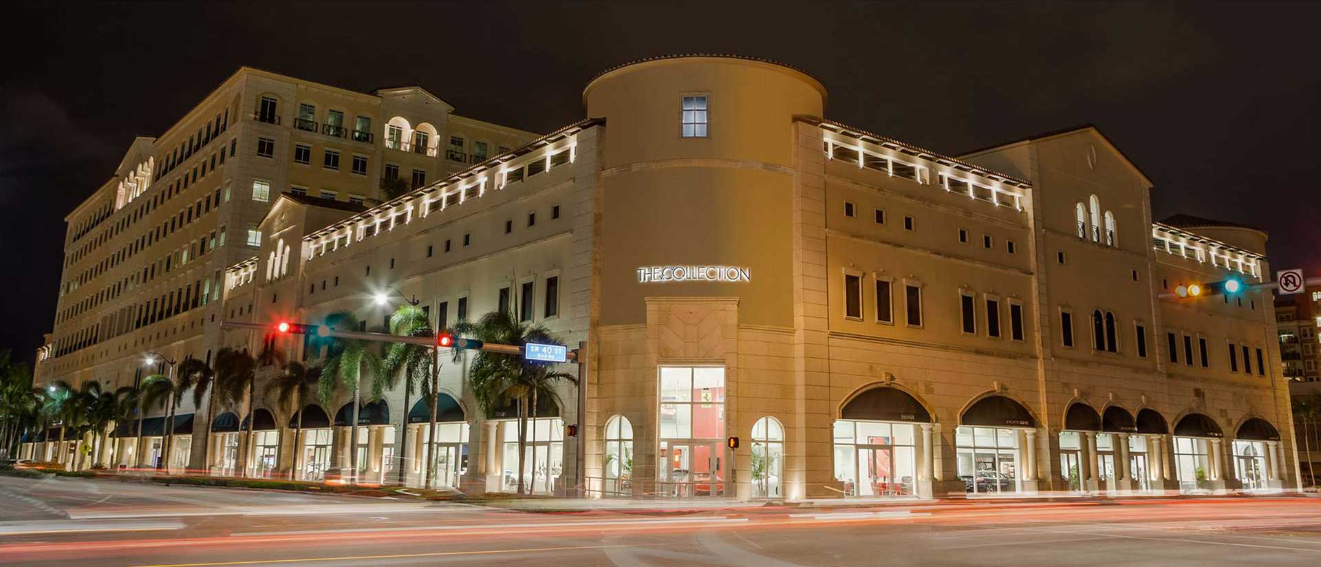 Take A Tour   Luxury Car Dealership in Miami   The Collection