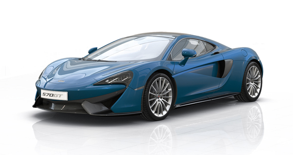 The Collection McLaren 570GT