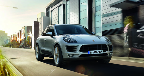 The Collection Porsche Macan
