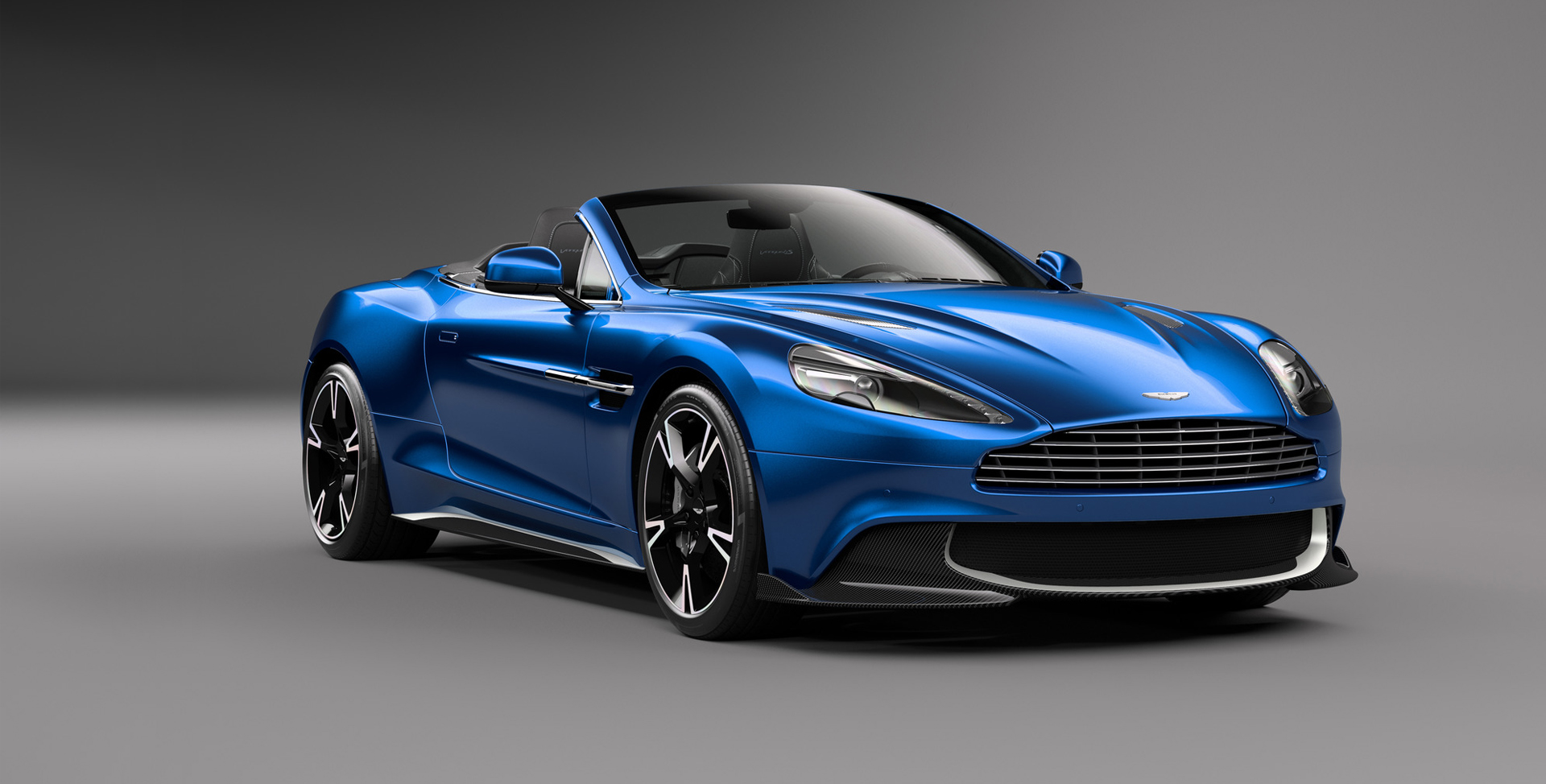 The Collection Aston Martin Vanquish
