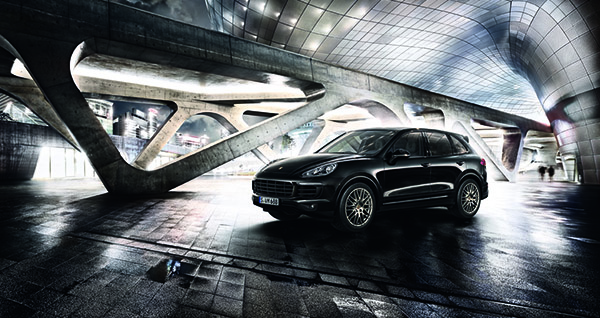 The Collection Porsche Cayenne