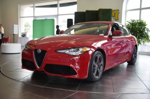 The Collection Events Photo Galleries Alfa Romeo Giulia