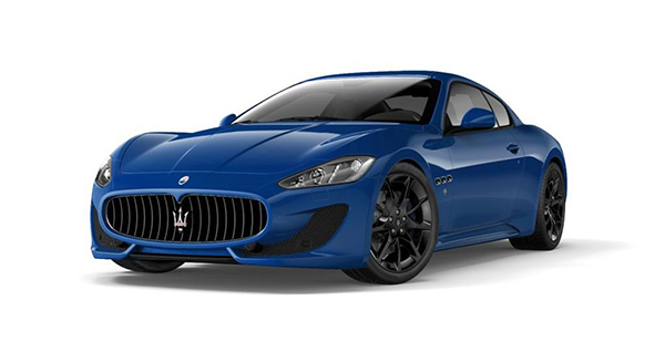 The Collection Maserati GranTurismo