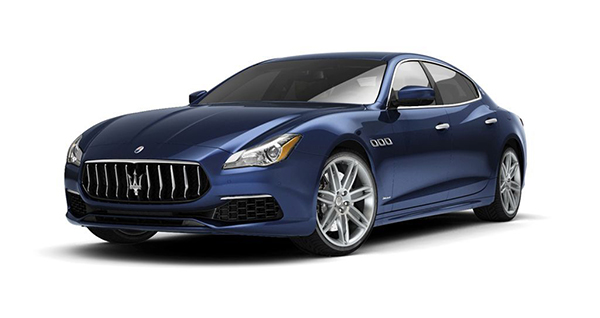 The Collection Maserati Quattroporte