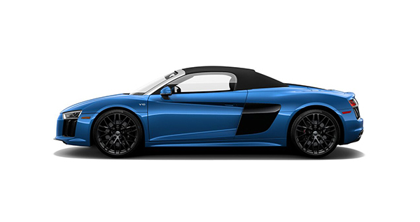 The Collection Audi R8 Spyder