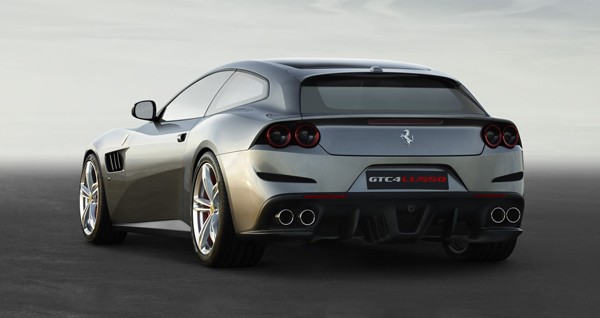 The Collection Ferrari GTC4lusso