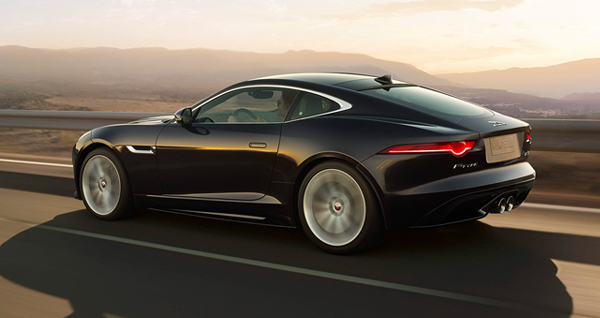 The Collection Jaguar F-TYPE Coupe