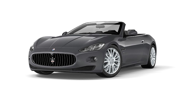 The Collection Maserati GranTurismo Convertible
