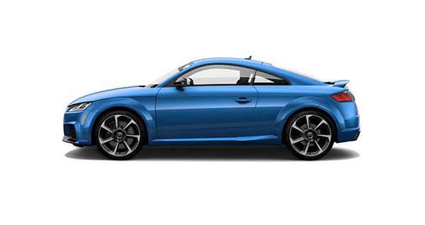 The Collection Audi TT RS Coupe