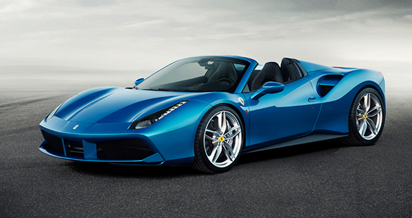 The Collection Ferrari 488 Spider