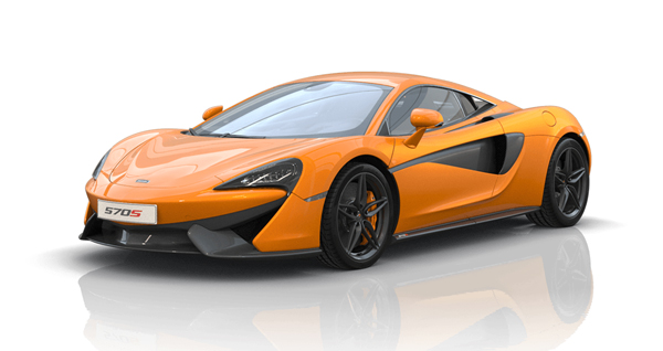 The Collection McLaren 570S Coupe