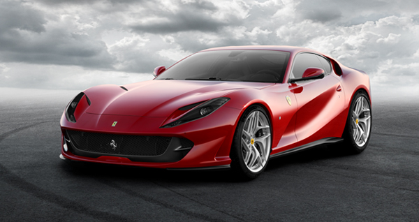 The Collection Ferrari 812 Superfast