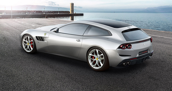 The Collection Ferrari GTC4Lusso T