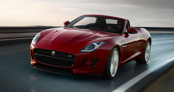 The Collection Jaguar F‑TYPE Convertible