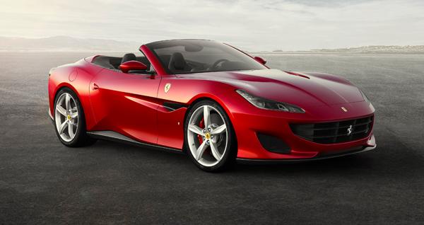 The Collection Ferrari Portofino