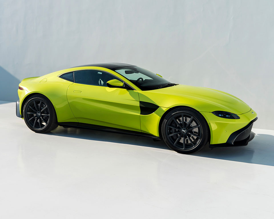 The Collection Aston Martin