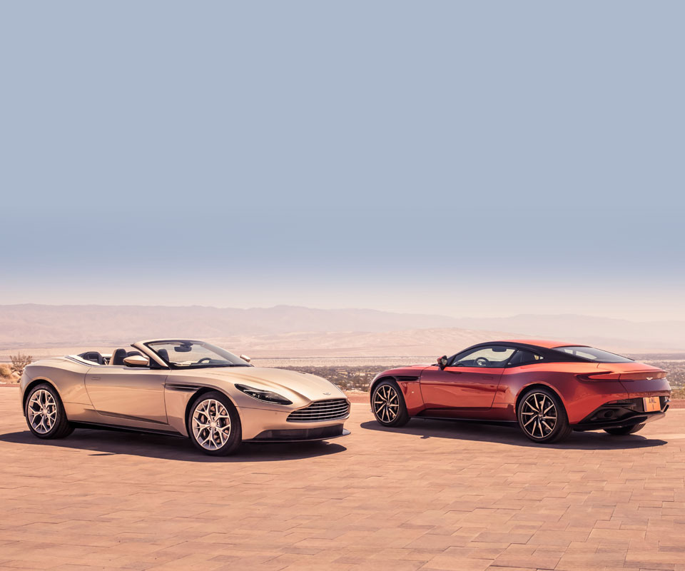 Used Aston Martins For Sale In Miami The Collection