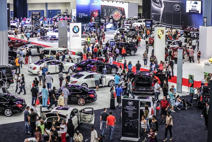 Miami Auto Show >> 2018 Miami International Auto Show The Collection