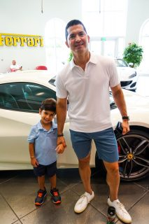 Fathers Day Fest at THE COLLECTION in Coral Gables