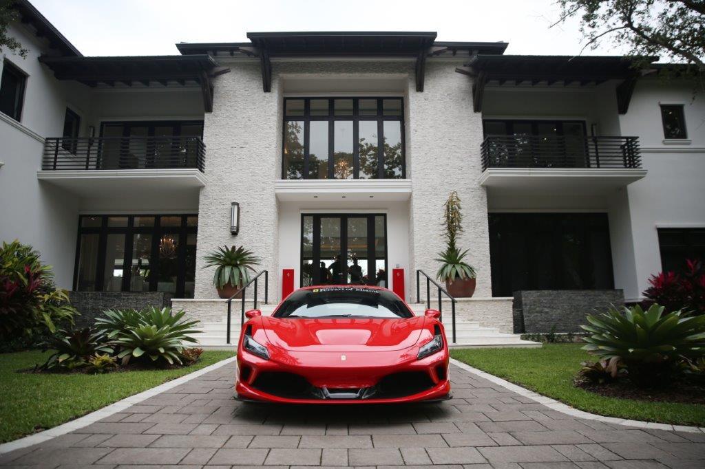 Ferrari Of Miami The Collection Ferrari Host Ferrari Esperienza Test Drive Experience The Collection