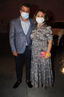 Custodio and Ana Toledo