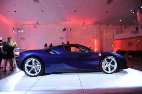 Ferrari SF90 at Temple House