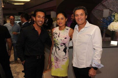 Armand Karman, Viviana Vargas, & Jay Bivgoli