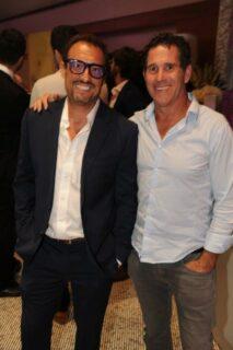 Shawn Kolodny & Eric Levin